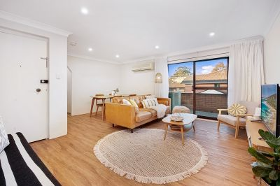 Apartment in ideal setting