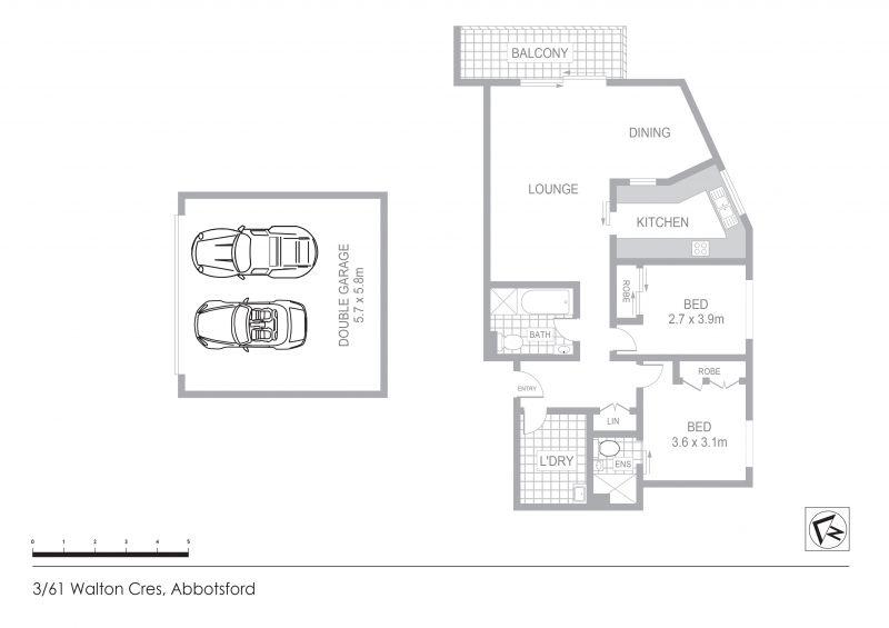 3/61 Walton Crescent Abbotsford 2046