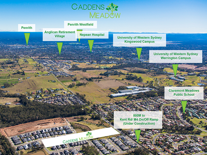 Claremont Meadows | Caddens Meadow
