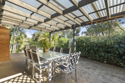 RARE ROBINA OPPORTUNITY  SPACIOUS AND PRIVATE!