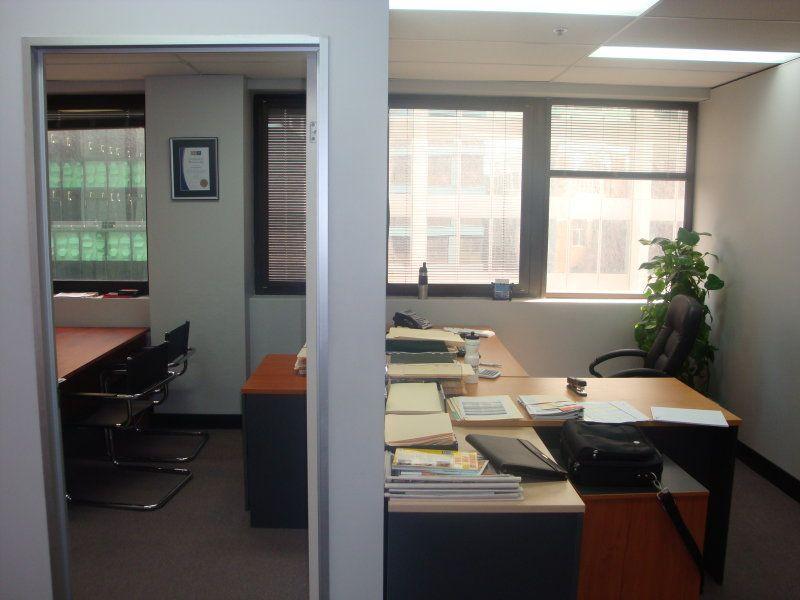 Office Accommodation in the CBD's Financial Precinct