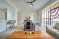 Perfectly presented unit with hinterland views