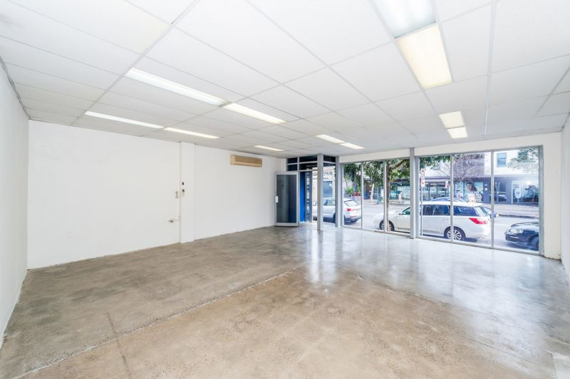 Bright, Open Commercial Space with Main Road Exposure