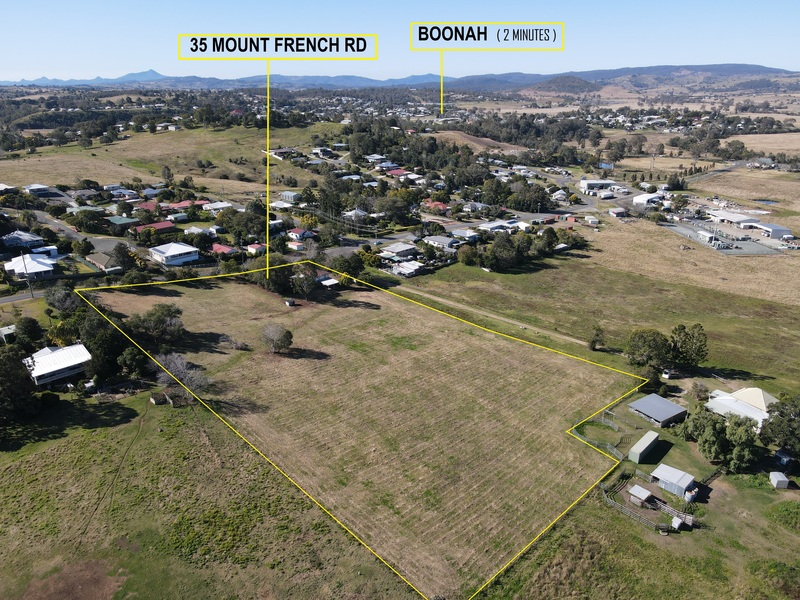 RURAL LIVING & SPECTACULAR VIEWS – MINUTES FROM BOONAH