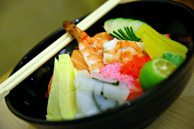 CBD 5 Day Sushi Takeaway - Ref: 18425