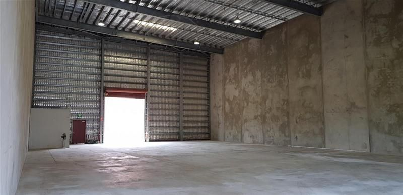 STANDOUT INDUSTRIAL UNIT