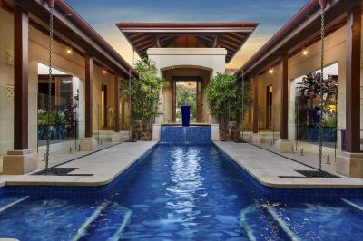 Bespoke & Opulent Riad Style Waterfront Home with Stunning Vistas