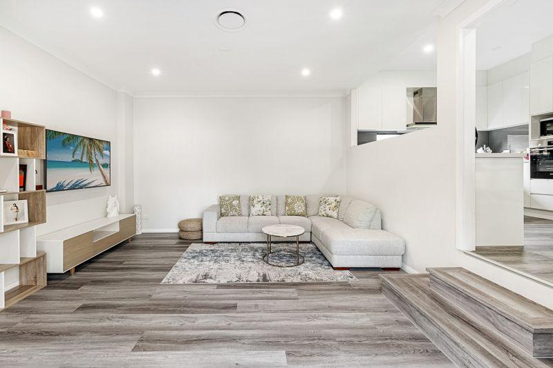 Modern flat offering easy maintenance living