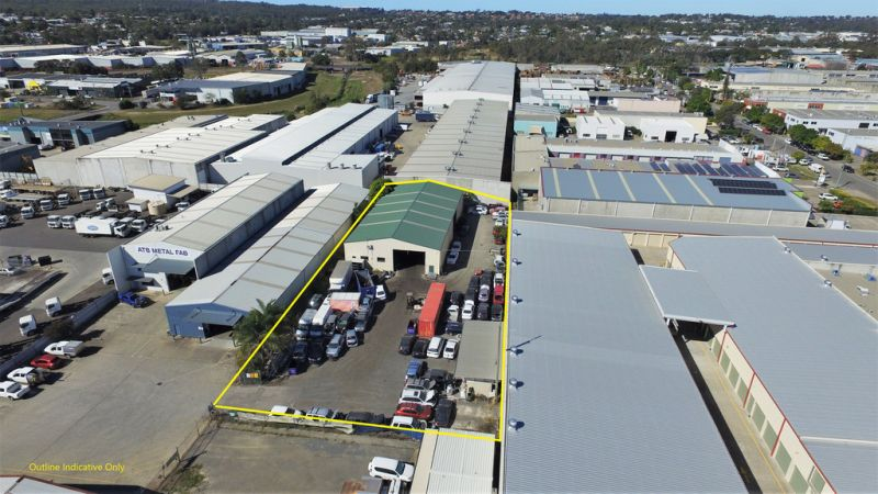 650 sqm Warehouse On 2,600 sqm of Land - Suit Owner Occupier or Investor