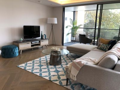 A Brand New Luxury Executive Apartment Fully Furnished with Ideal Convenience and Lifestyle