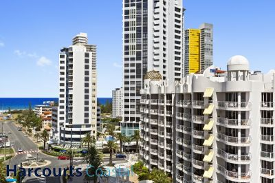 Stunning Unfurnished Apartment in 'Qube Broadbeach'