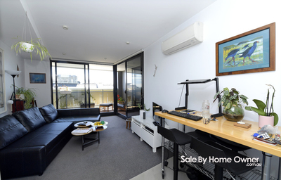 Stunning apartment! Modern with large north facing balcony space