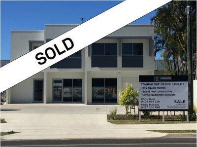 BRAND NEW STANDALONE OFFICE - MAROOCHYDORE