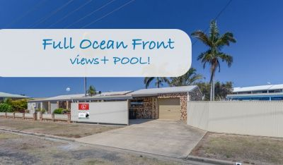 FULL OCEAN FRONT VIEWS + POOL! - RESORT STYLE, BEACH FRONT LIVING AT AN AMAZING PRICE!