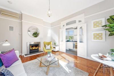 Boutique charm in a leafy urban enclave