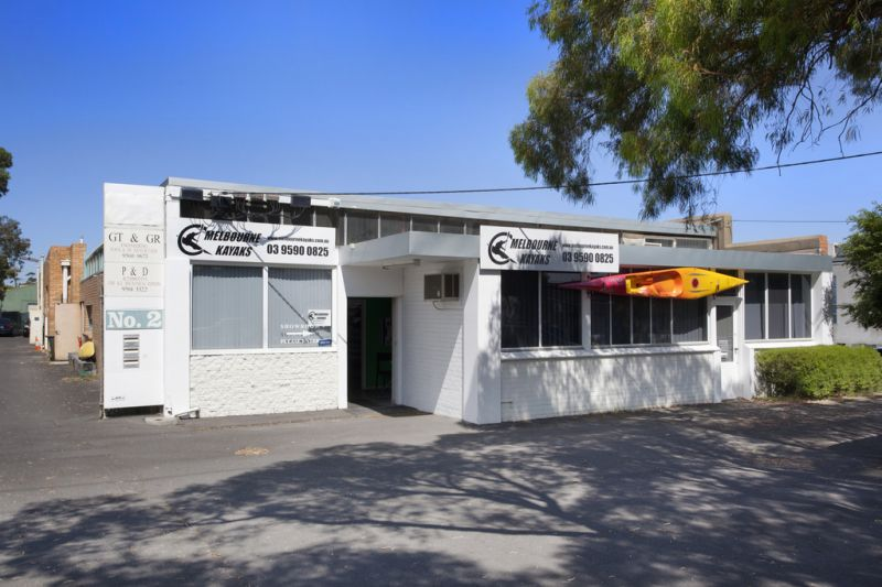 QUALITY FRONT WAREHOUSE - INDUSTRIAL INVESTMENT