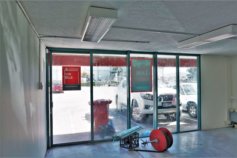 For Lease: 502sqm* SHOWROOM/ OFFICE/ WAREHOUSE ON BUSY LYTTON ROAD