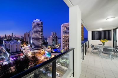 Make Your Mark at Broadbeach On The Park