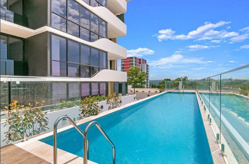 Luxury Two Bedroom Apartment in Jardine Residences