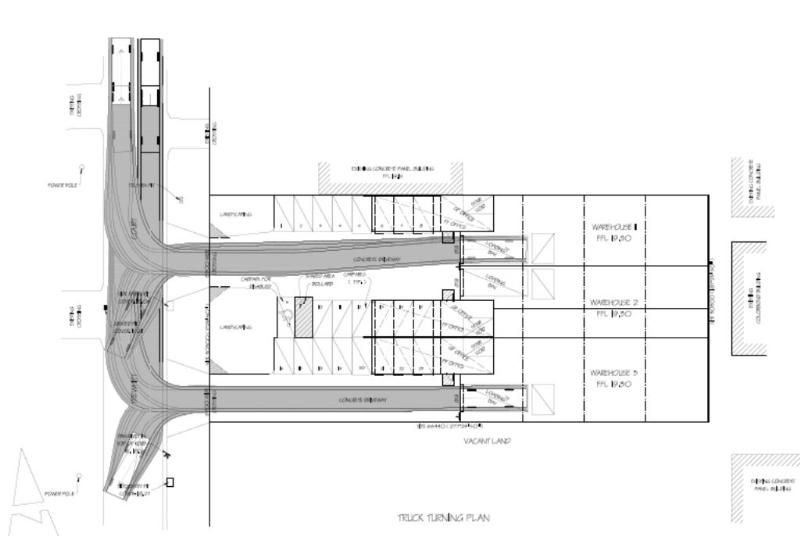 BRAND NEW WAREHOUSE/FACTORY/OFFICE – BUILDING COMMENCING JULY 2015 – FOR LEASE