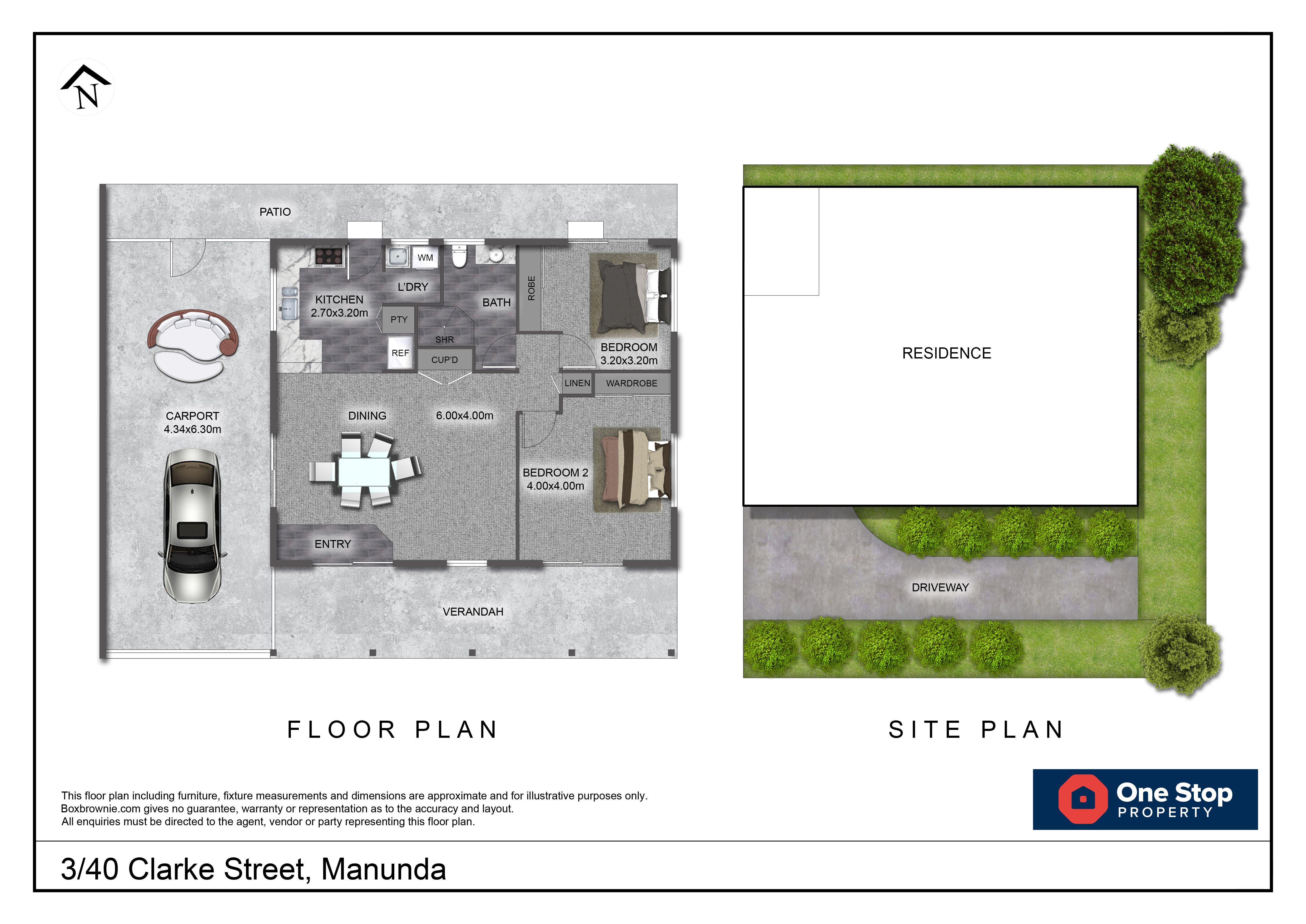 3/40 Clarke Street, Manunda QLD 4870