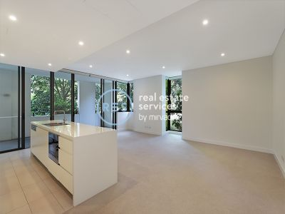 Oversized 2-Bedroom Apartment with Parking in Harold Park