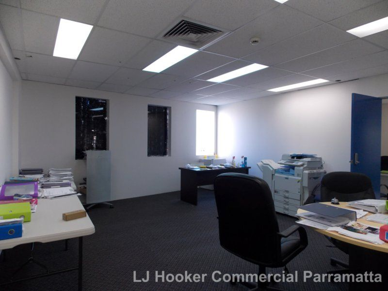 120 sqm - Office Space - PARRAMATTA