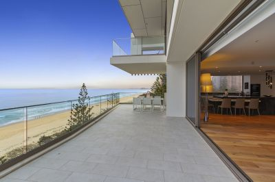 The Ultimate Beachfront Penthouse