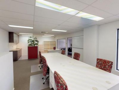 FITTED OFFICE IN MURARRIE BUSINESS PARK!