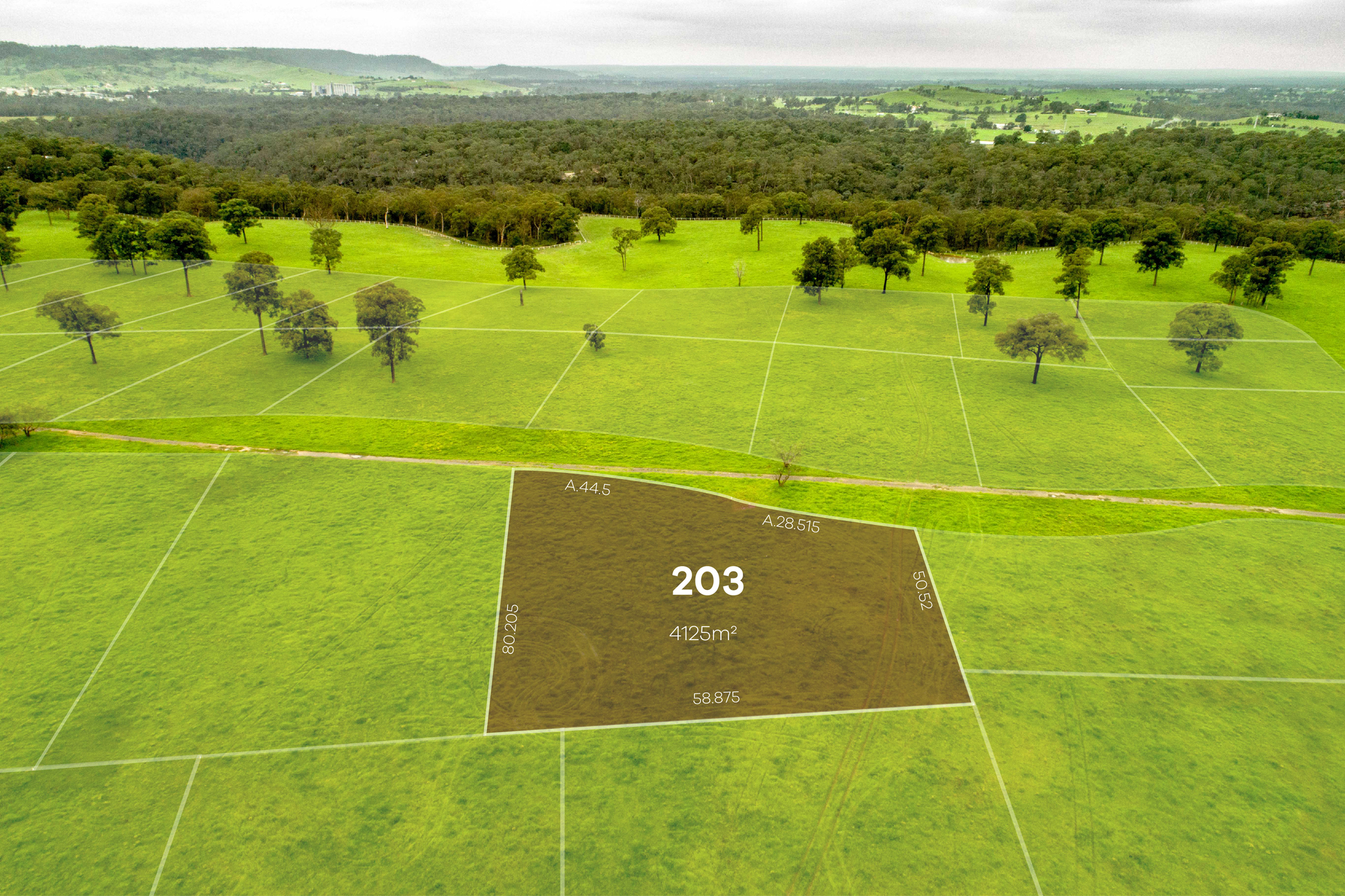 Tahmoor Lot 203 Proposed Road | The Acres