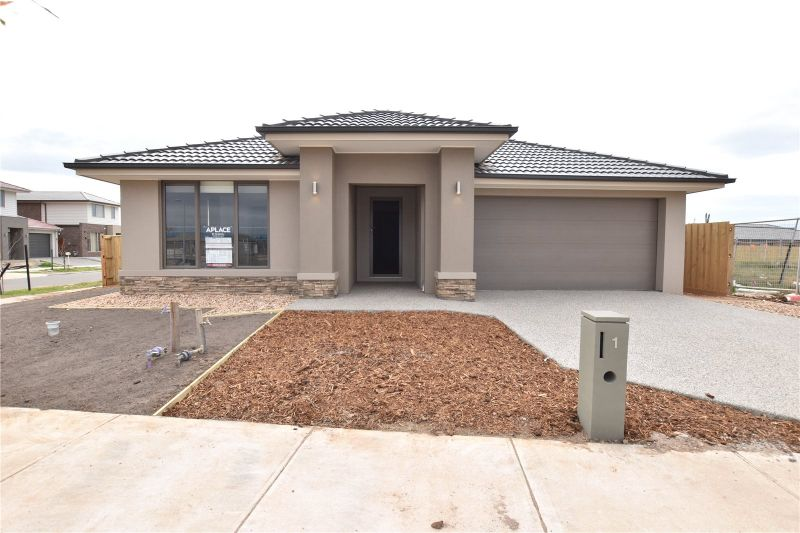 Brand New Four Bedroom House in A Fantastic Location!