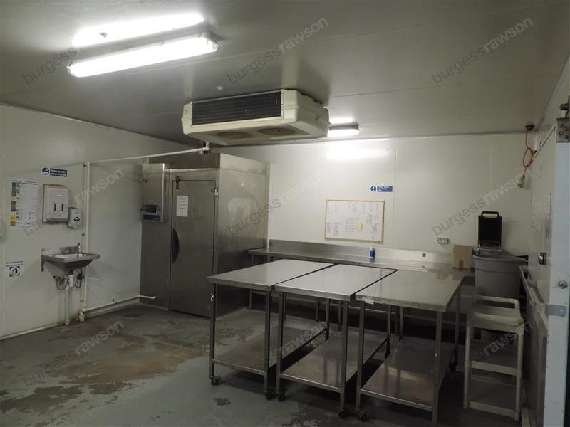 Food Production and Distribution Facility