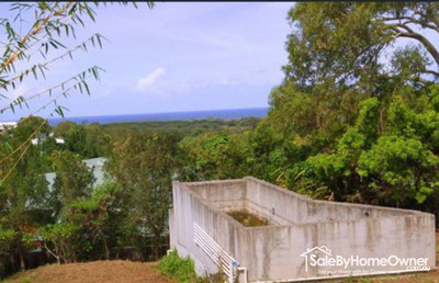 Ocean View Vacant Block ready to build with BA for 5 bedroom luxury home
