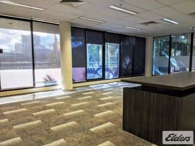 SHARP OFFICE WITH FLEXIBLE LEASE TERMS!