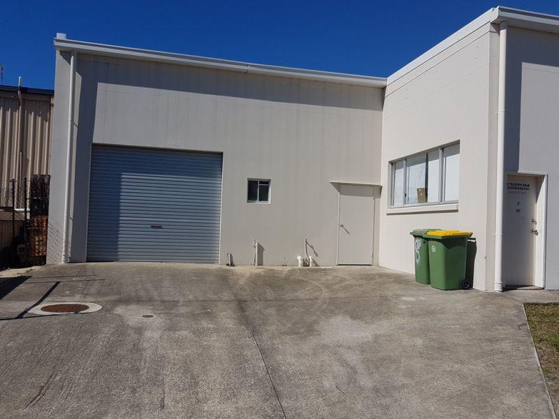 Affordable Industrial Unit in Moffat Beach