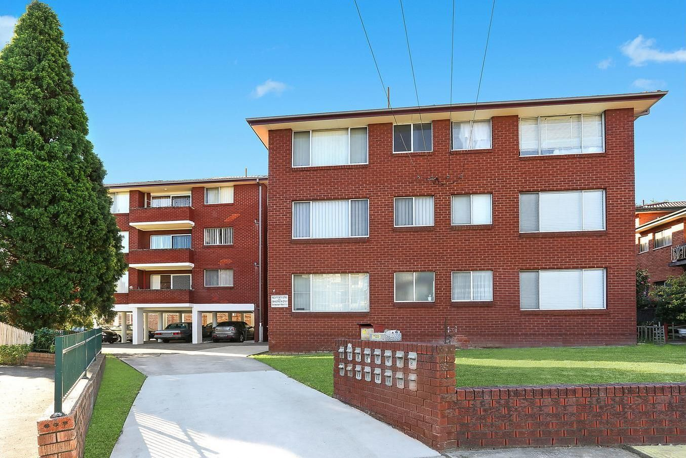 7/4 Mooney Street, Strathfield South NSW 2136