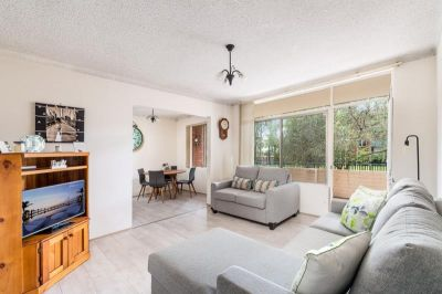 Spacious 2 Bedroom Unit with Open Garden Outlook