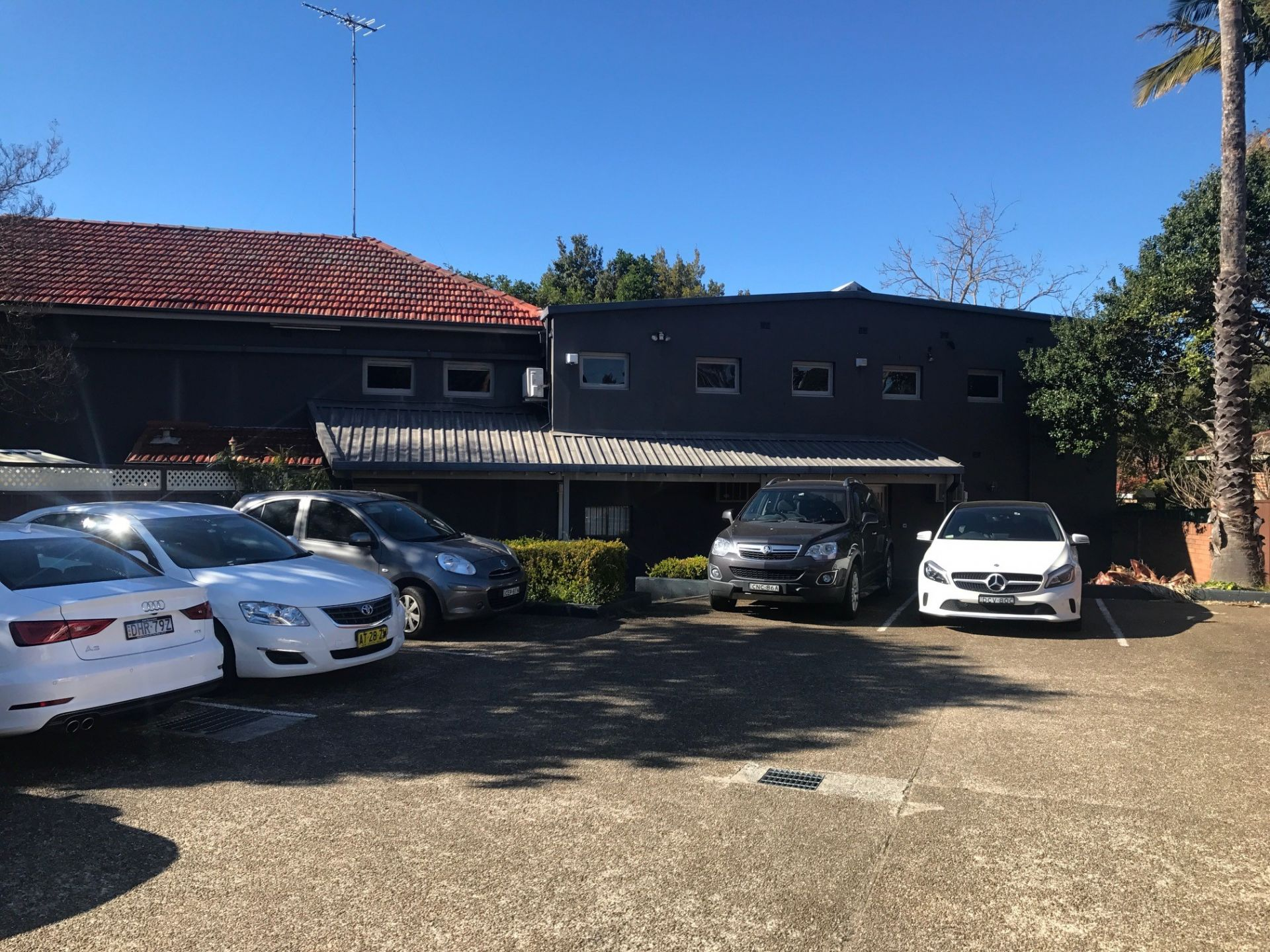LEASED BY MITCH BROWN - 220m² Professional Office Suite for lease