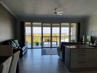 Fully furnished luxury home with ocean views.