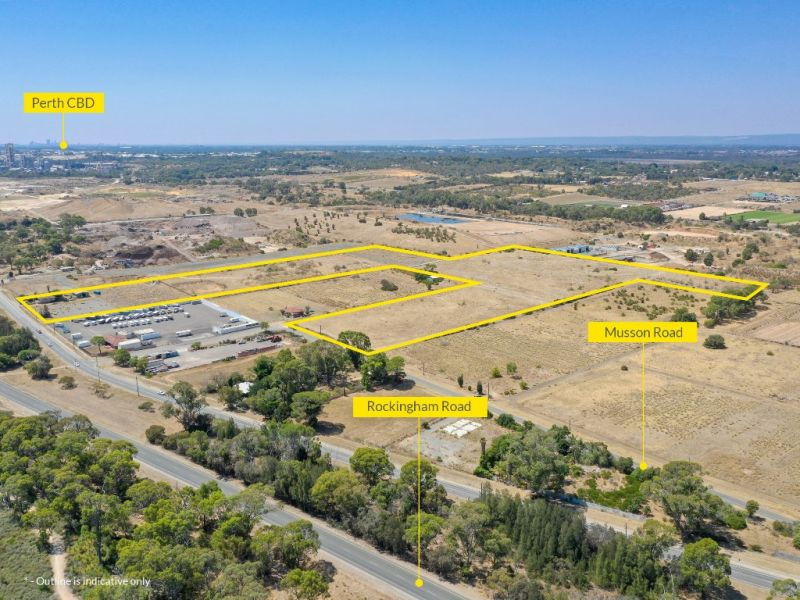TWO CONTAMINATED SITES FOR SALE!