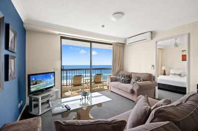 Furnished apartment with magnificent ocean views