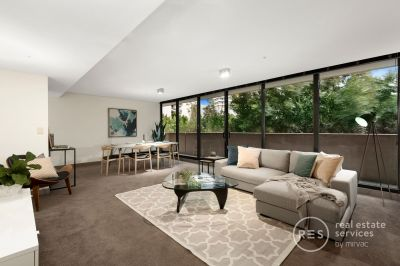 Elite Docklands excellence has all buyers in mind