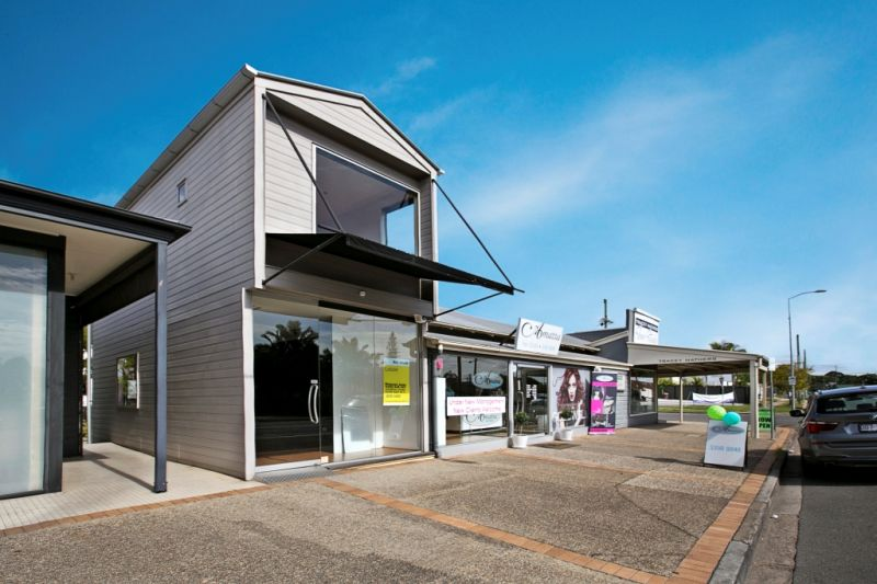 50sqm* Retail space in high exposure location!