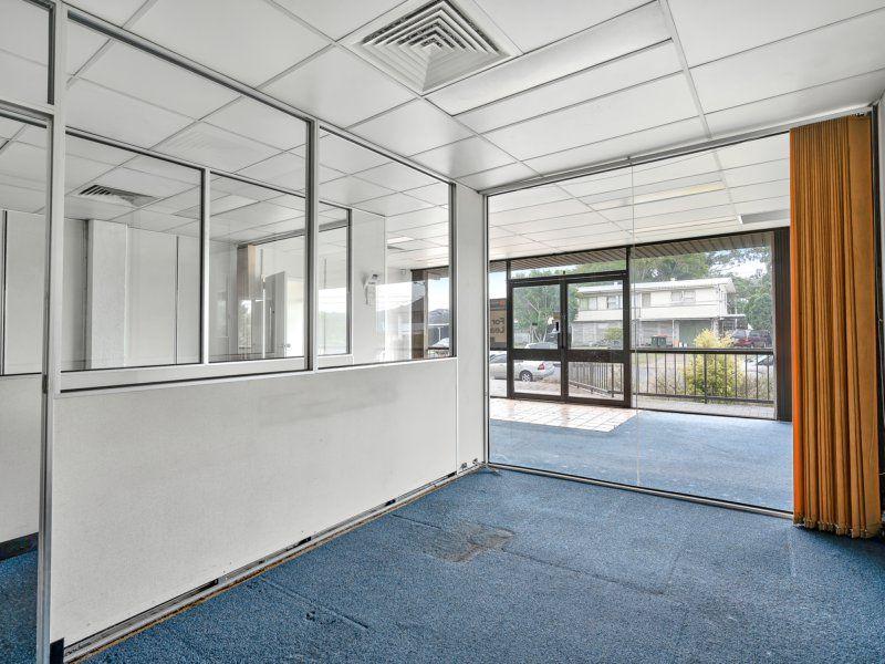 115-493sqm Office/Showroom. Abundance Of Basement Parking.