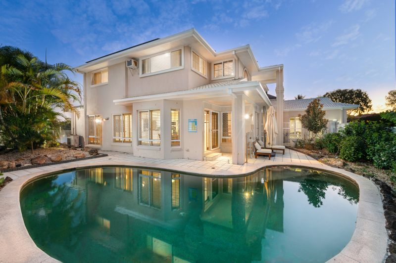 Superior Living in the Surfers Waters Estate