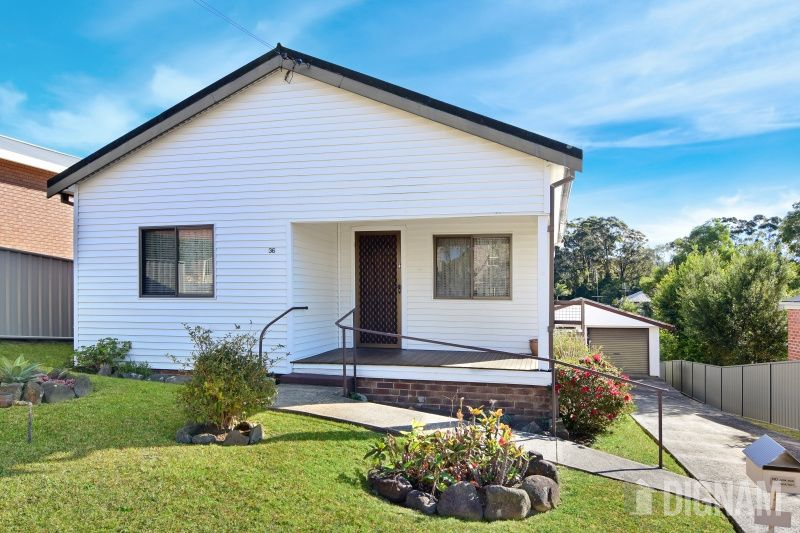 36 Gahans Lane, Woonona NSW