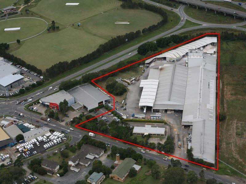 Major Warehousing / Distribution Facility
