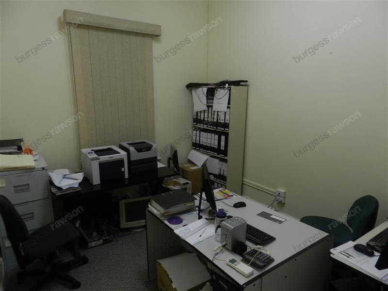 Rare Inner City Character Office
