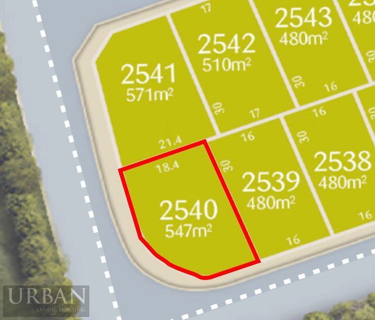 Colebee Lot 2540 Proposed Road | Stonecutters Ridge