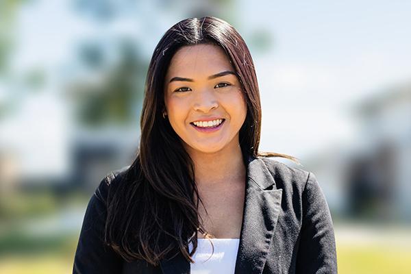 Chloe Velasco Property Officer